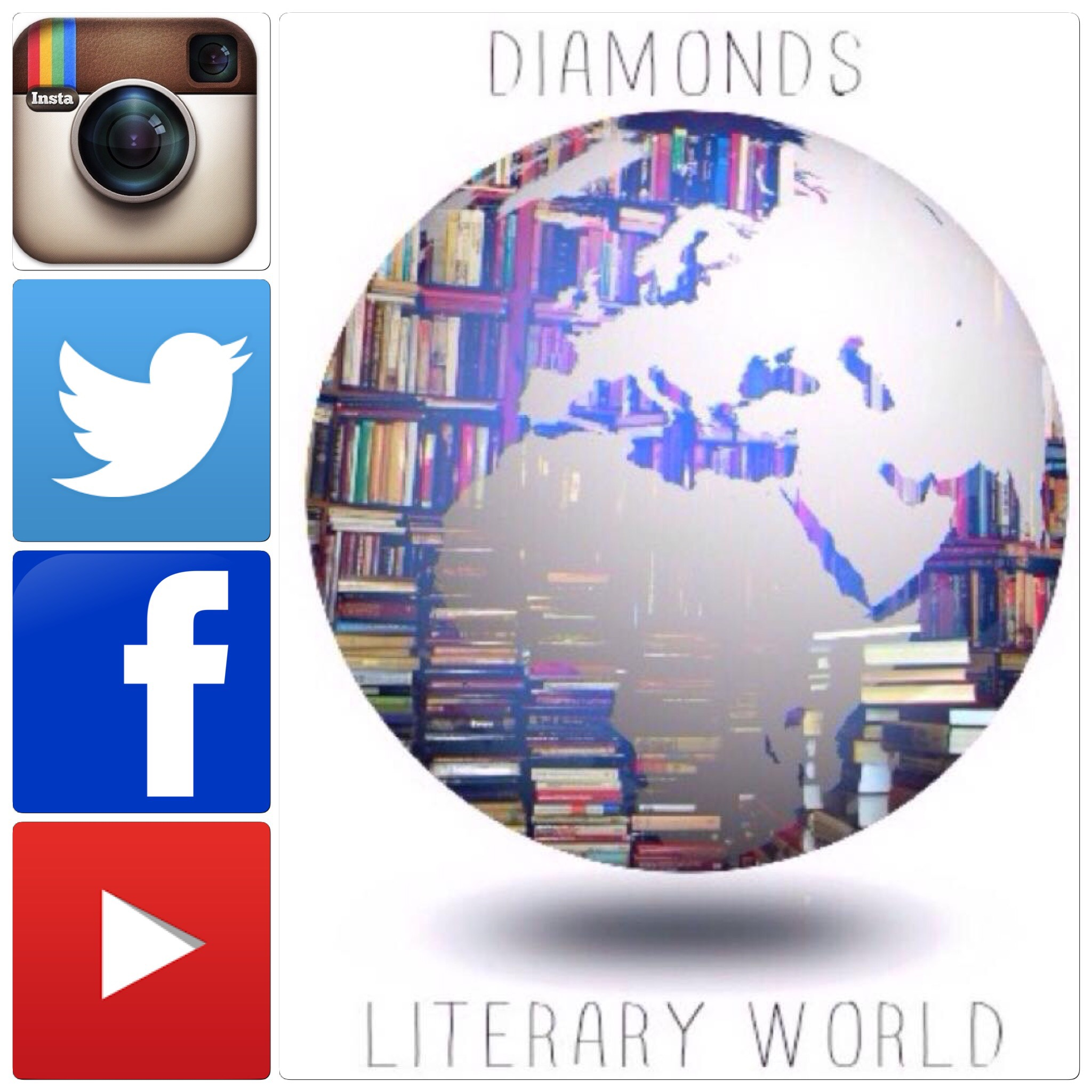 Diamond's Literary World